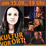 BGFG-Veranstaltung in Niendorf-Nord mit Sandra-Maria Schoener 2016