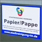 Papiercontainer Stadtreinigung Hamburg
