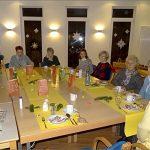 Weihnachtszeit mit TaiChi im Nachbarhaus in Niendorf Nord