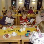 2017 / Adventscafe im Nachbarhaus in Niendorf Nord