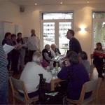 Konzert zum Kaffee bei den Niendorfer Nachbarn W-2.3, Foto: WS