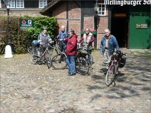 Fahrradgruppe_02, Niendorfer Nachbarn