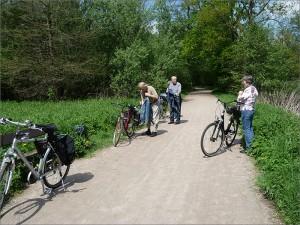 Fahrradgruppe_04, Niendorfer Nachbarn