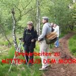 Film-Team im Moor, Niendorf-Nord