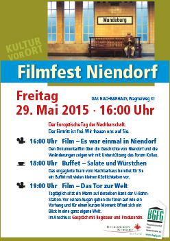 BGFG und Elisabeth-Kleber-Stiftung / Das Tor zur Welt / Film springchild productions