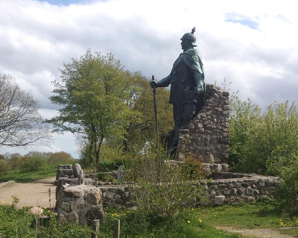 Aschberg Bismarckdenkmal 2010, Foto: Trinsath / wikimedia