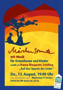 Abendliche Märchenstunde mit Musik in Niendorf-Nord