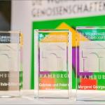 2016 Preisverleihung Genossenschaftsaward für Ingrid Ihde-Böker, Foto: Jochen Quast