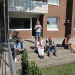 2016 Der Europäische Tag der Nachbarschaft in Niendorf-Nord, Foto: BGFG