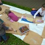 Großes Familienfest im Grünen in Niendorf Nord, Foto: BGFG