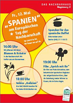 2017 / Europäischer Tag der Nachbarschaft im NACHBARHAUS in Niendorf-Nord