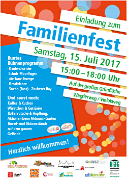 2017 großes Familienfest in Niendorf-Nord