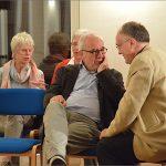 Lesung in Niendorf mit Gernot Gricksch und Le Benoits, Fotos: BGFG