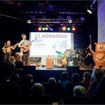 Klangstrolchkongress 2018, Niendorfer Klangstrolche / Foto: Kathrin Brunnhofer
