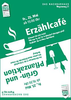 2018 Europäischer Tag der Nachbarschaft / Erzählcafé / BGFG
