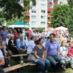 2018 Familienfest und BGFG-Jubiläum in Niendorf Nord / Foto: Rohat Abaci