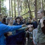 2019 / Familienausfahrt der BGFG zum Wildpark Schwarze Berge / Foto: BGFG_ER