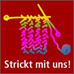 Strickt mit uns! / Bunte Maschen gegen braune Märsche / Niendorf Nord / BGFG-Veranstaltung